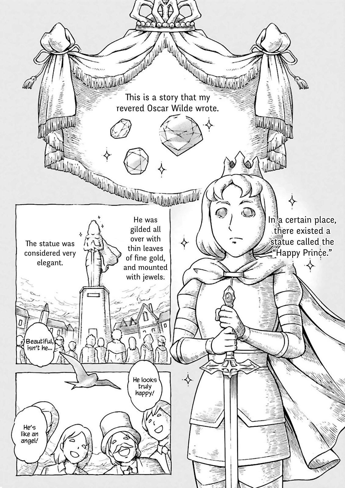 page 8 the hentai prince and the stony cat chapter 28 kirei cake - Hentai Coloring Book